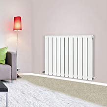 Feature radiator for bedroom or bathroom
